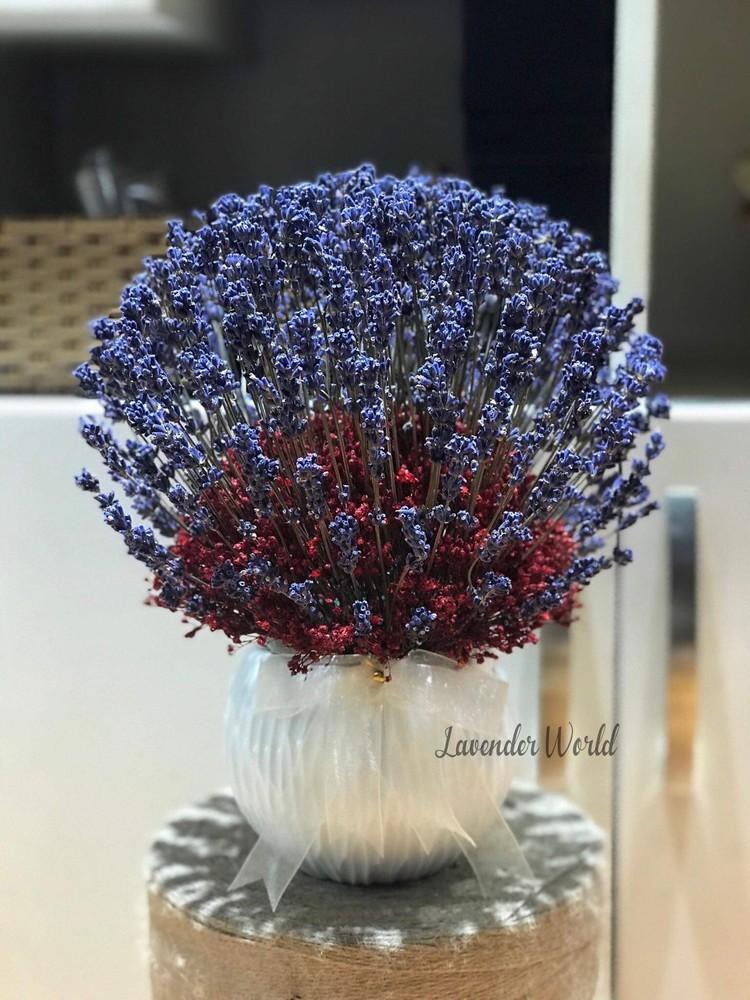 hoa khô trang trí